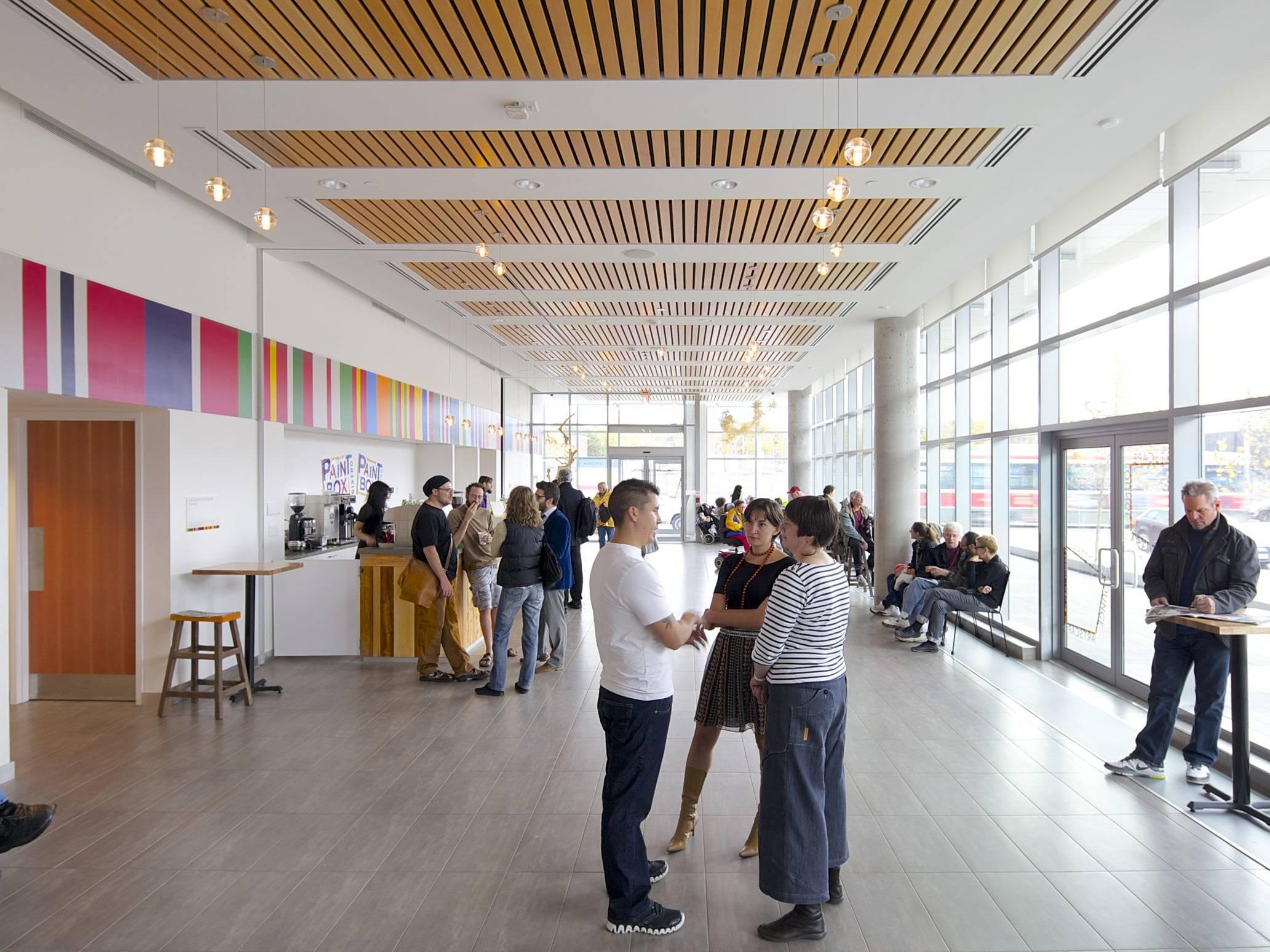Artscape Lounge, Daniels Spectrum