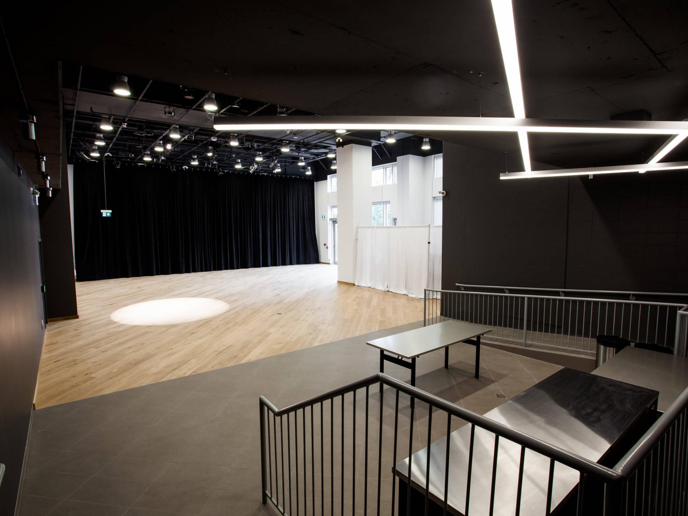 Artscape Sandbox empty