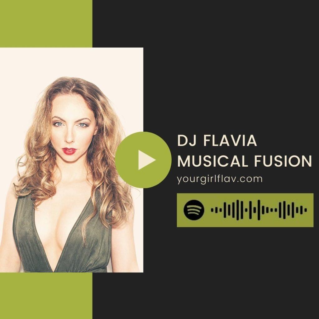 DJ Flavia An Artscape Venues Playlist